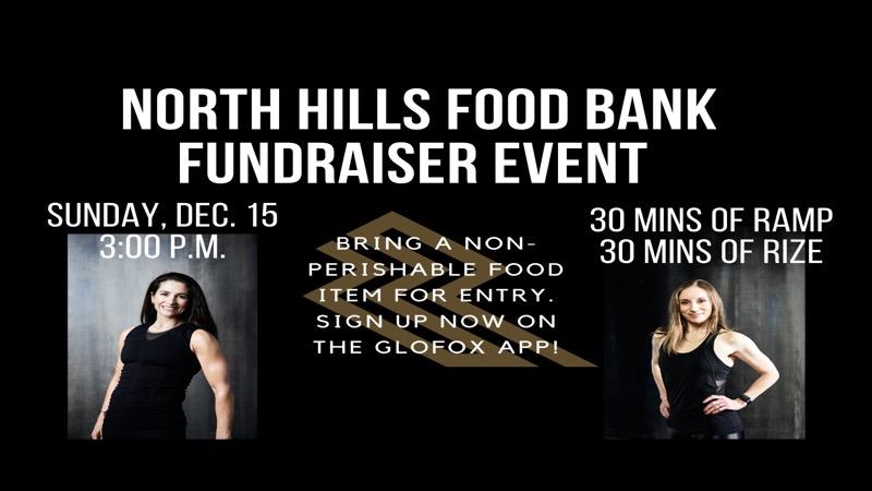North Hills Food Bank Fundraiser Event